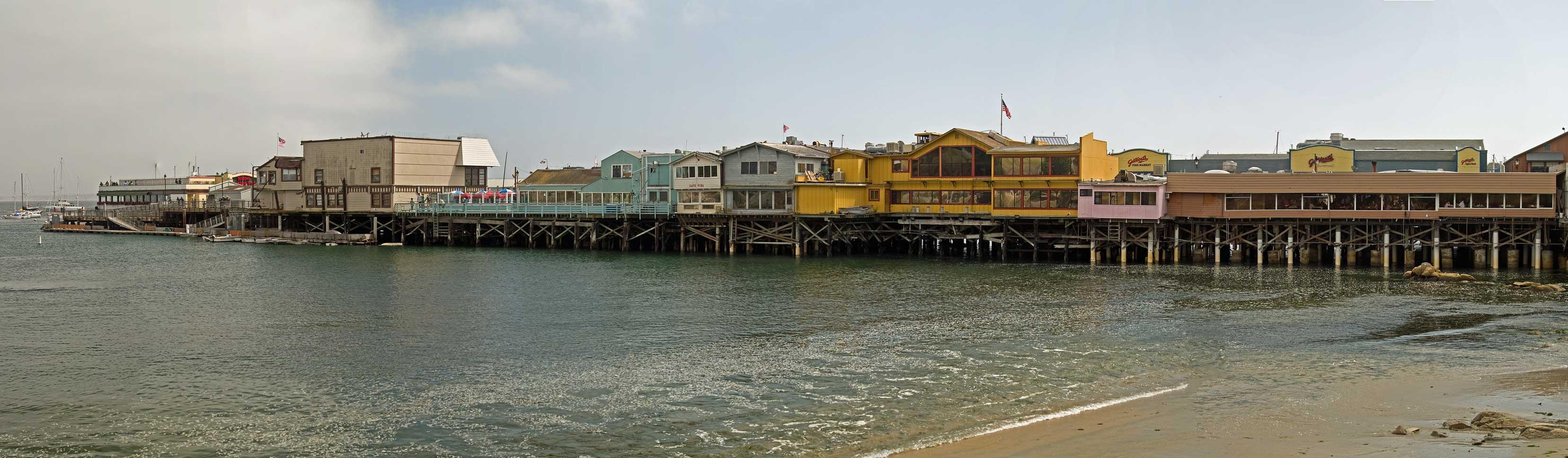 Monterey-Panorama